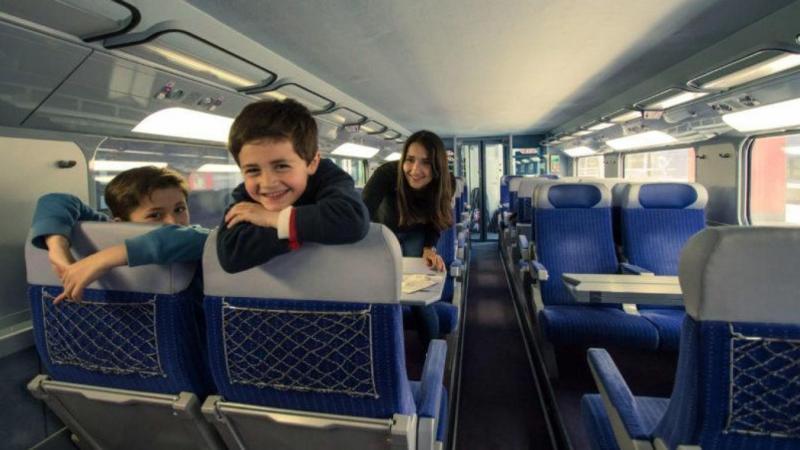 accompagnateur pour voyage en train