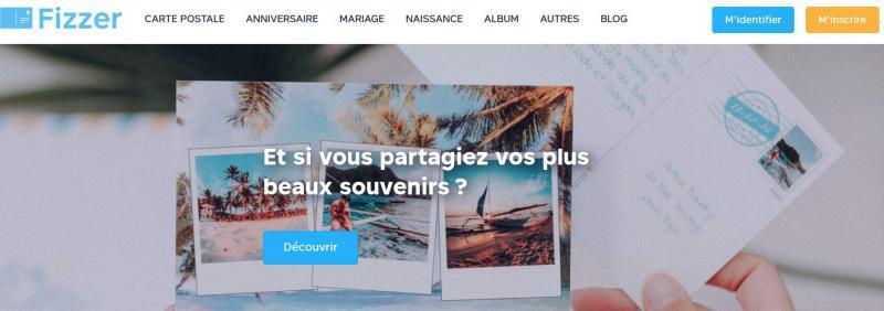Fizzer L Appli Pour Partager Ses Souvenirs De Vacances