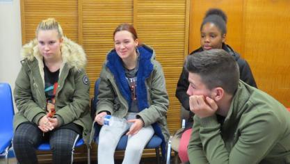 Plusieurs ateliers pour comprendre la fonction de délégué de classe.